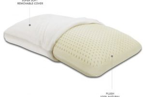 Classic Brands Caress Plush Latex Pillow Review