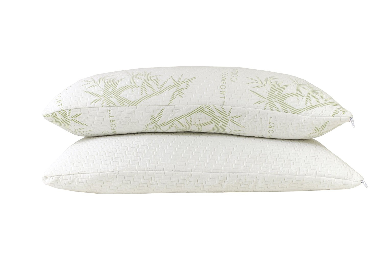 Hotel Comfort Bamboo Pillow Lots Of Pillows