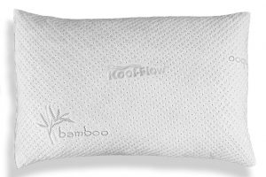 Hypoallergenic Bamboo Pillow Kool-Flow Micro-Vented Review