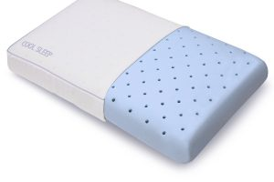 Classic Brands Cool Sleep Ventilated Gel Memory Foam Gusseted Pillow Review