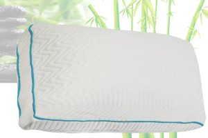 Home Comfort Shredded Memory Foam Pillow Bamboo with Cool Removable Cover Review