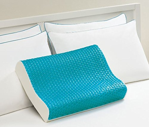 ebay weekender inch soft pillow memory ventilated p foam loft s washable cover gel